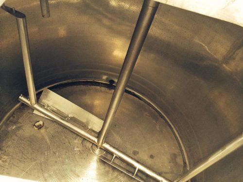 2 cbm Edelstahlbehälter Hersteller Art.1941
