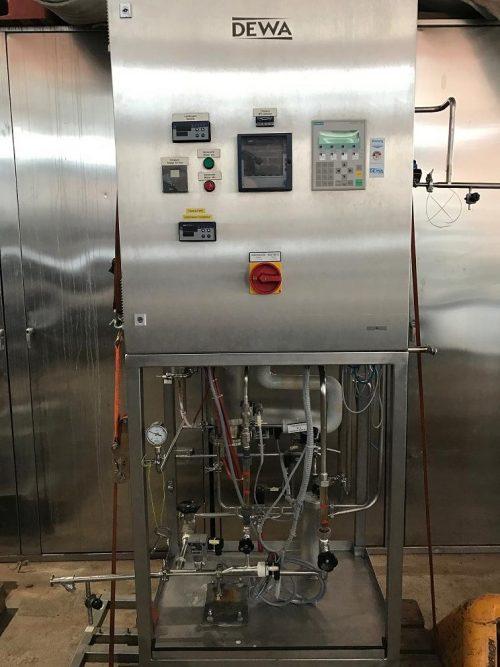 Destillationsanlage für WFI Wasser oder Reinstdampferzeugung DEWA Art.2064