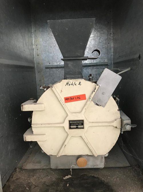 Rotormühle Brabender Art.2067